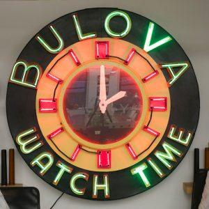 Bulova World's Fair Clock