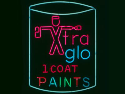 Xtra-Glo Paints