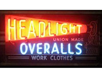 Headlight Overalls