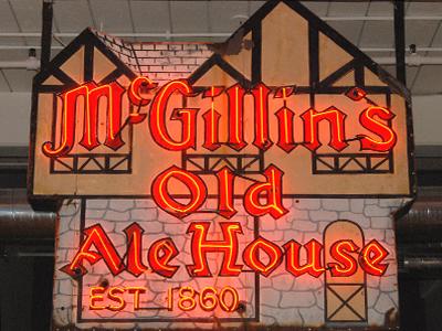 McGillin's Olde Ale House, 1950s