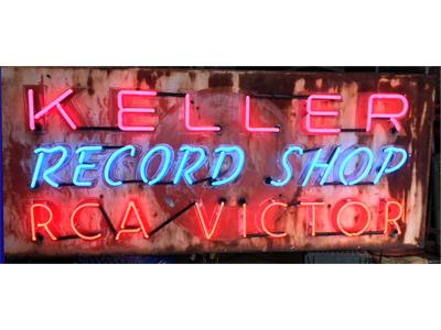 Keller Record Shop