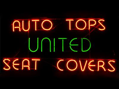 United Auto Tops