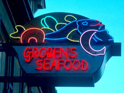 Groben's Seafood