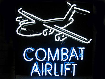 Combat Airlift