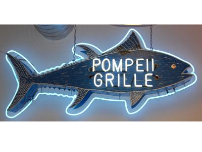 Pompeii Grille,