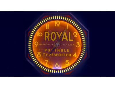 Royal Portable Typewriter