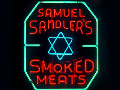 Samuel Sandler's Smoked Meats