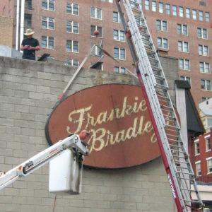Frankie Bradley's