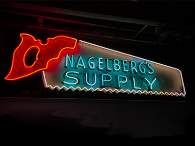 Nagelberg Supply Saw