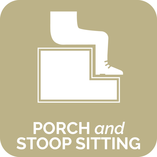Membership: Porch and Stoop Sitting