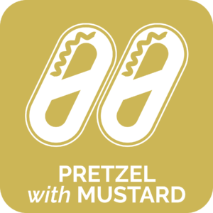 Membership: Pretzel with Mustard
