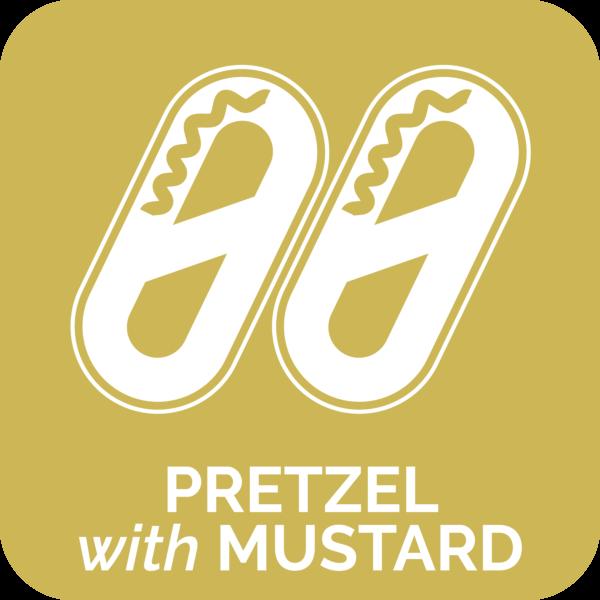 Membership: Pretzel with Mustard
