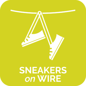 Membership: Sneakers on Wire