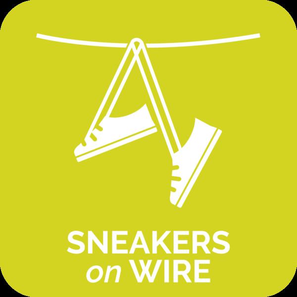 Membership: Sneakers on Wire
