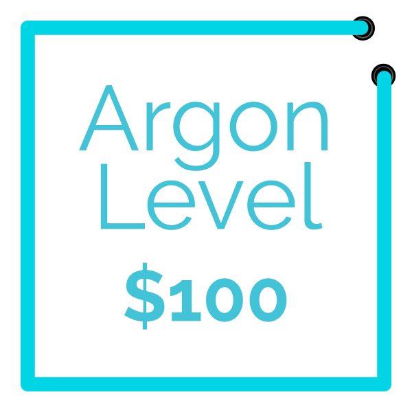 Adopt A Sign Argon